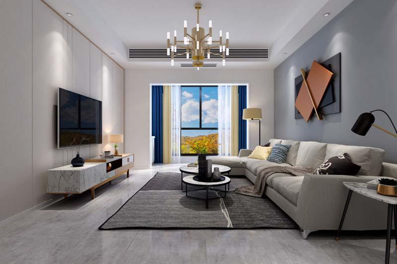 重慶巴南曼哈頓城現代簡約兩室兩