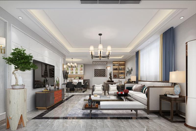 重慶巴南曼哈頓城混搭三室兩廳